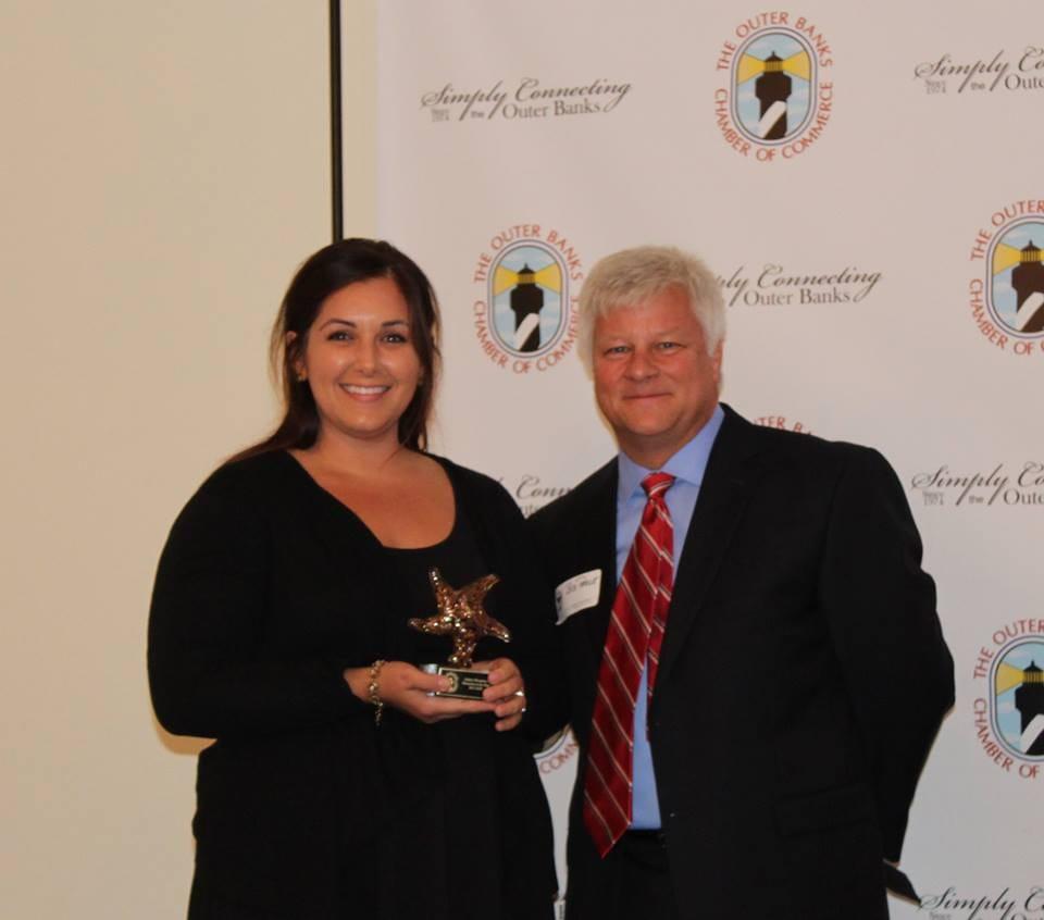 Ashley Volunteer of the Year