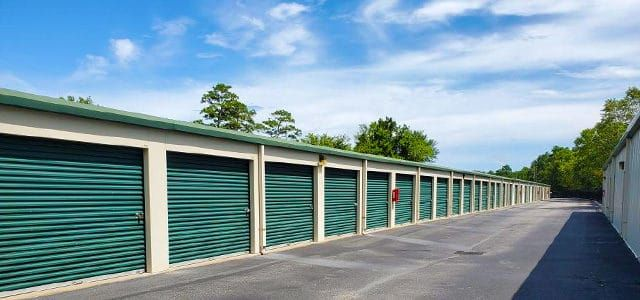 picture of units for Kitty Hawk Self Storage
